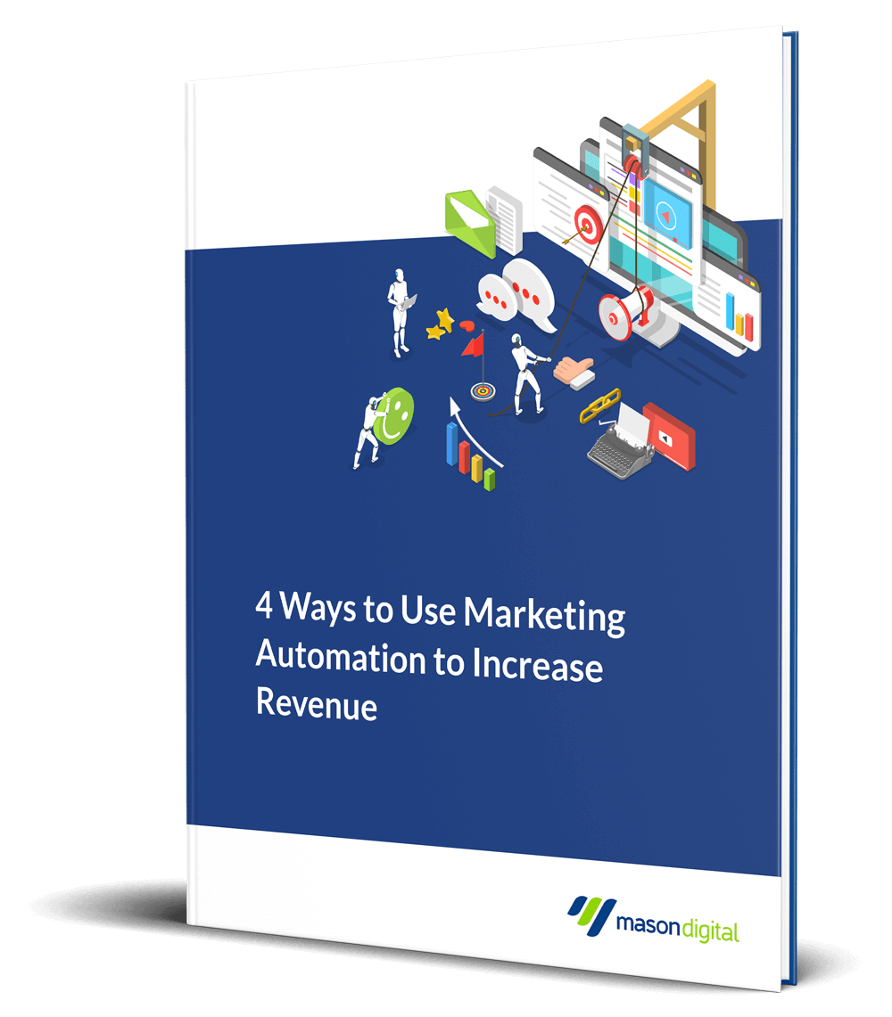 Feature Image - 4 Ways to Use Marketing Automation to Increase Revenue
