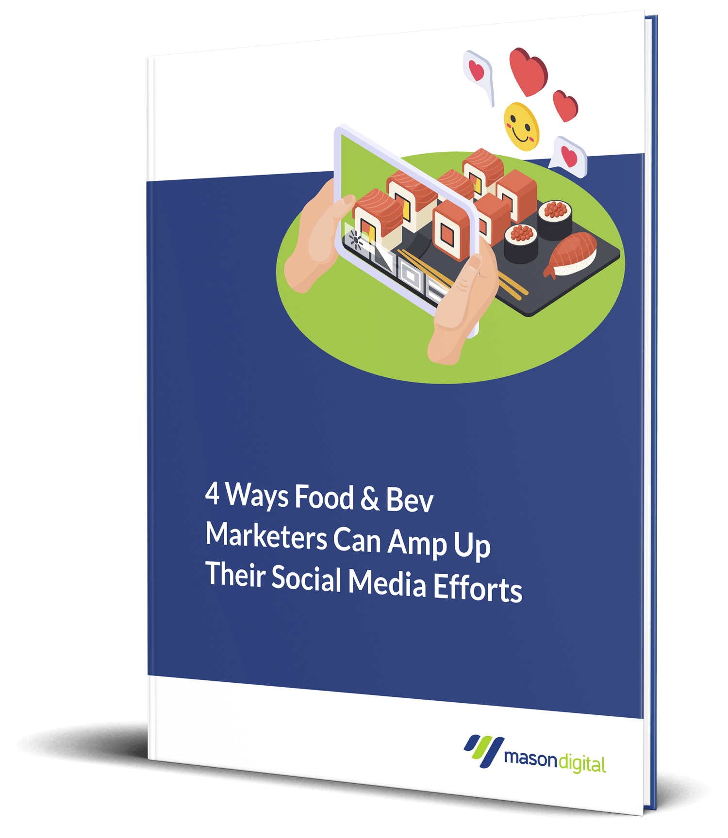 Feature Image - 4 Ways Food & Beverage Marketers Can Amp Up Their Social Media Efforts