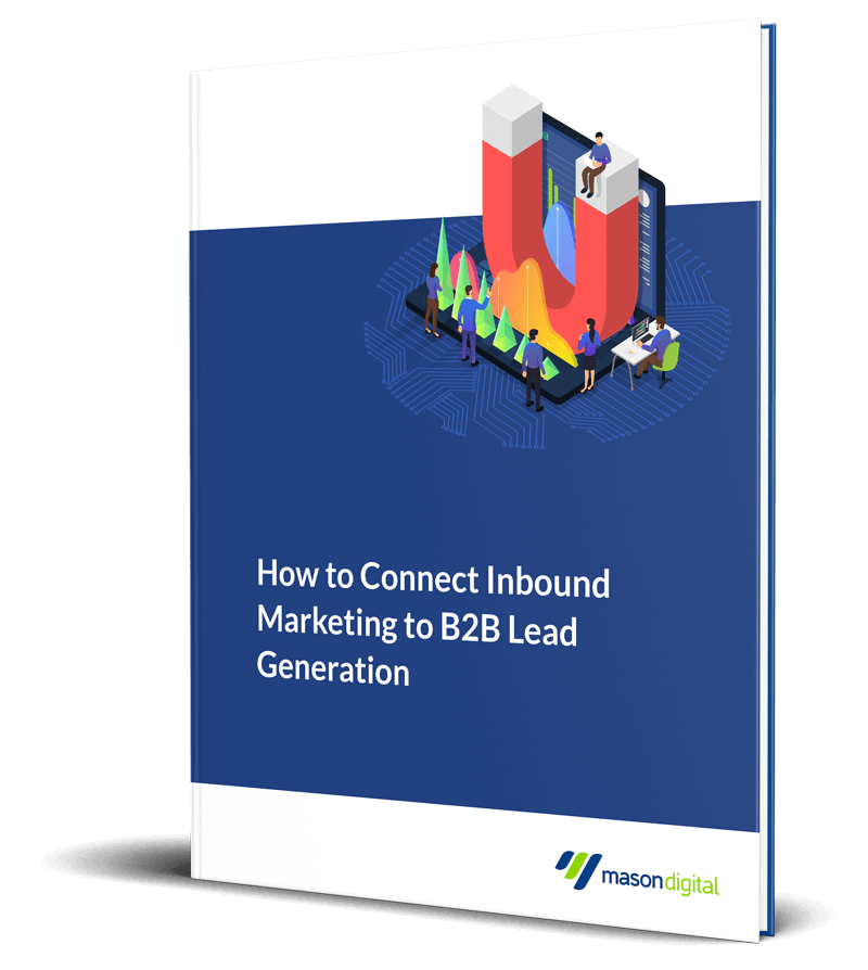 Feature Image - How to Connect Inbound Marketing to B2B Lead Generation