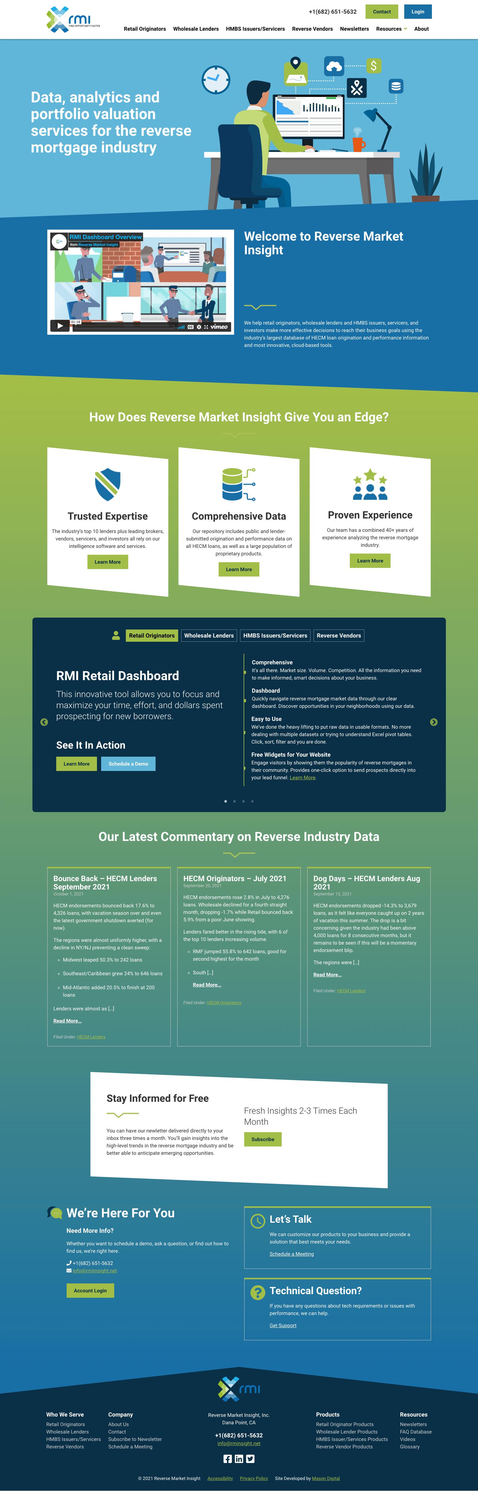 Reverse Market Insight, Inc.